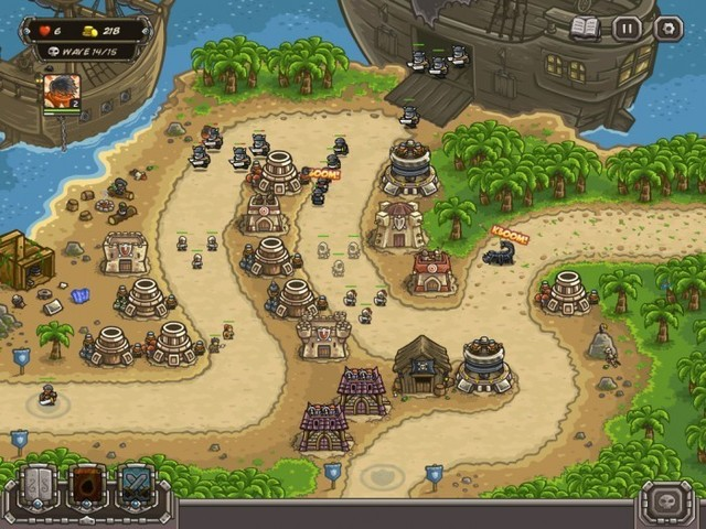 Kingdom Rush Frontiers 3
