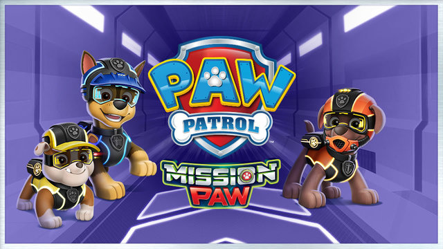 Paw Patrol Mission Paw